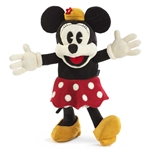 Full Body Vintage Minnie Mouse Disney Puppet by Folkmanis Puppets