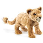 Full Body Simba Lion Disney Puppet By Folkmanis Puppets