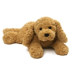 Muttsy the 14 Inch Plush Tan Dog by Gund