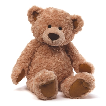 Maxie the Big Tan Teddy Bear by Gund