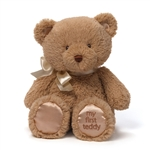My First Teddy Baby Safe Stuffed Bear by Gund