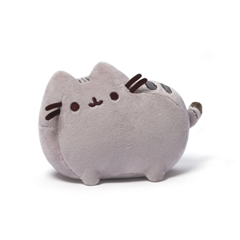 Small Pusheen the Cat Stuffed Animal by Gund