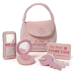 Plush My First Purse Playset for Babies by Gund