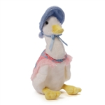 Classic Jemima Duck Stuffed Animal by Gund