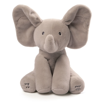 Flappy the Elephant Animated Plush Toy by Gund