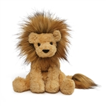 Cozies Small Lion Stuffed Animal by Gund