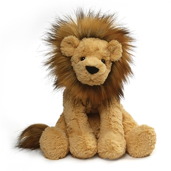 Cozies Lion Stuffed Animal by Gund