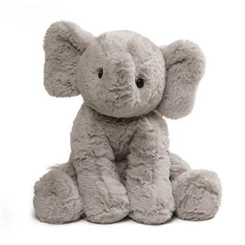 Cozies Elephant Stuffed Animal by Gund