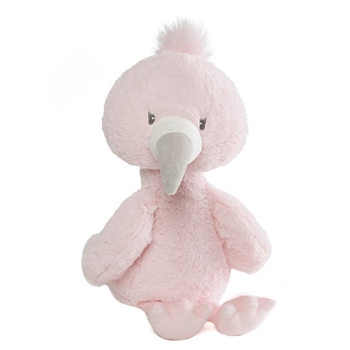 Baby Toothpick Aubrey The 16 Inch Plush Flamingo by Gund