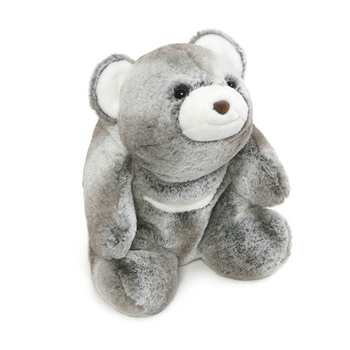 Snuffles The 13 Inch Two-Tone Gray Brown Plush Bear by Gund