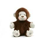 Clappy The Monkey Animated Plush Toy by Gund