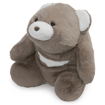 Snuffles The 18 Inch Taupe Plush Bear by Gund