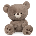 Kai The 23 Inch Taupe Plush Bear by Gund