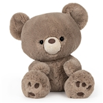 Kai The 12 Inch Taupe Plush Bear by Gund