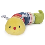 Tinkle Crinkle Plush Caterpillar Toy by Gund