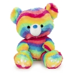 Kai The 12 Inch Rainbow Plush Bear by Gund