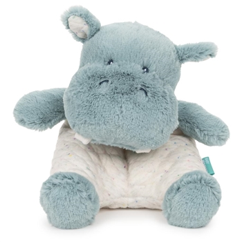 Oh So Snuggly Plush Hippo by Gund