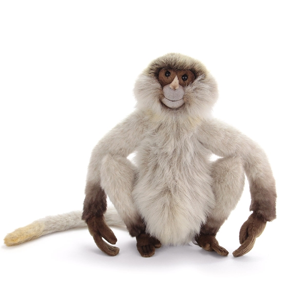 Handcrafted 12 Inch Lifelike Spider Monkey Stuffed Animal By Hansa
