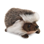 Handcrafted 8 Inch Lifelike Hedgehog Stuffed Animal by Hansa