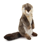 Handcrafted 9 Inch Lifelike Ground Squirrel Stuffed Animal by Hansa