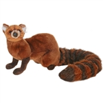 Lifelike Mongoose Stuffed Animal by Hansa
