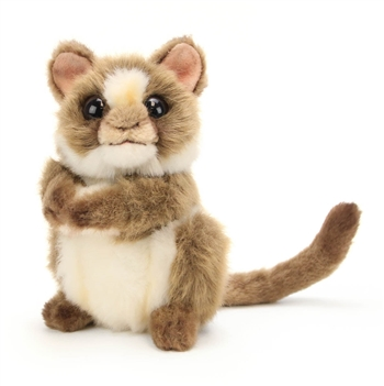 Lifelike Baby Tarsier Stuffed Animal by Hansa