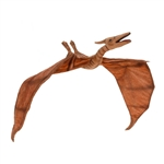 Lifelike Pterodactyl Stuffed Animal by Hansa