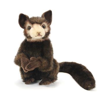 Lifelike Aye Aye Stuffed Animal by Hansa