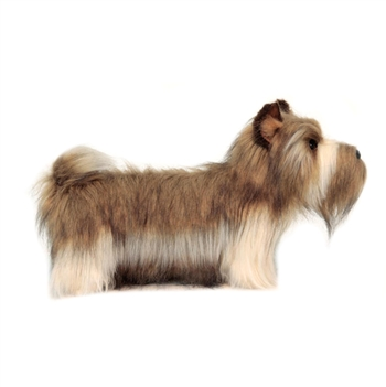 Lifelike Cairn Terrier Stuffed Animal by Hansa