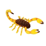 Lifelike Scorpion Stuffed Animal by Hansa
