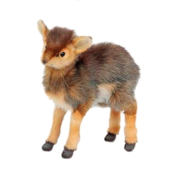 Lifelike Baby Antelope Stuffed Animal by Hansa
