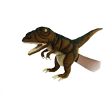 Handcrafted 19 Inch Lifelike Full Body T-Rex Puppet by Hansa
