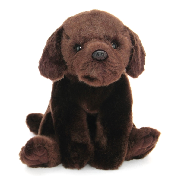 Lifelike Chocolate Lab Stuffed Animal Nat Jules Stuffed Safari