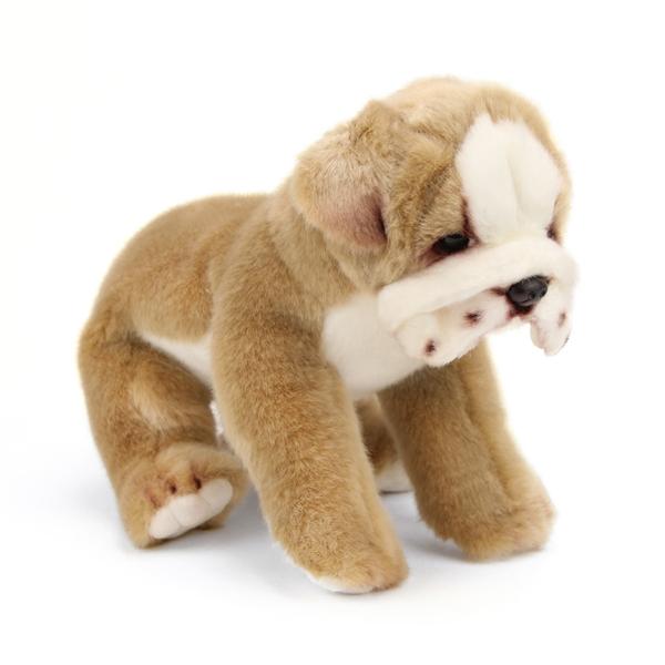 Lifelike Bulldog Stuffed Animal Nat Jules Stuffed Safari