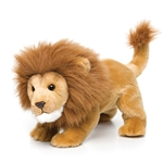 Lifelike Lion Stuffed Animal by Nat and Jules