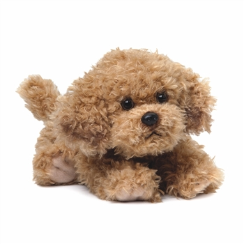 Lifelike Labradoodle Stuffed Animal by Nat and Jules