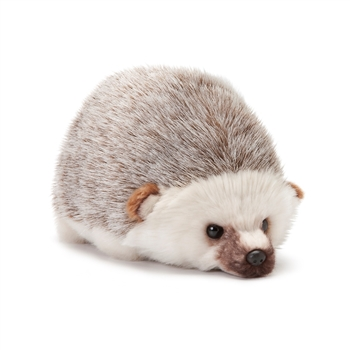 Lifelike Hedgehog Stuffed Animal by Nat and Jules