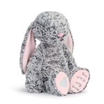 Luxurious Baby Isabella the Plush Bunny by Demdaco