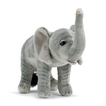 Animalcraft Peanut the Standing Plush Elephant by Demdaco