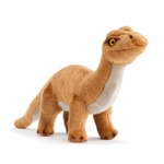 Animalcraft Spretch the Plush 8.5 Inch Brachiosaurus by Demdaco