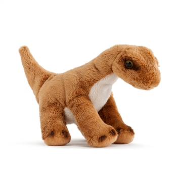 Animalcraft Spretch the Plush 6.5 Inch Brachiosaurus by Demdaco