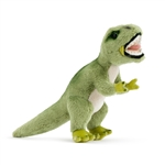 Animalcraft Rex the Plush 6.5 Inch T-Rex by Demdaco
