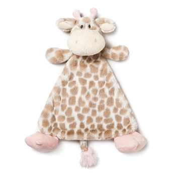 Sadie the Plush Giraffe Rattle Blanket by Nat and Jules