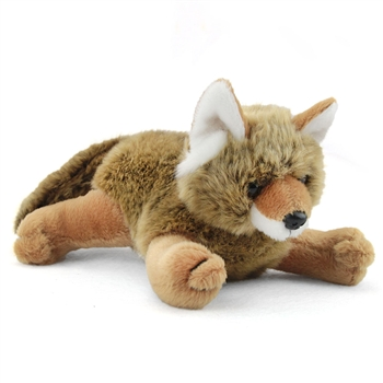 Stuffed Coyote Pup Conservation Critter by Wildlife Artists