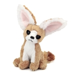 Stuffed Fennec Fox Conservation Critter by Wildlife Artists