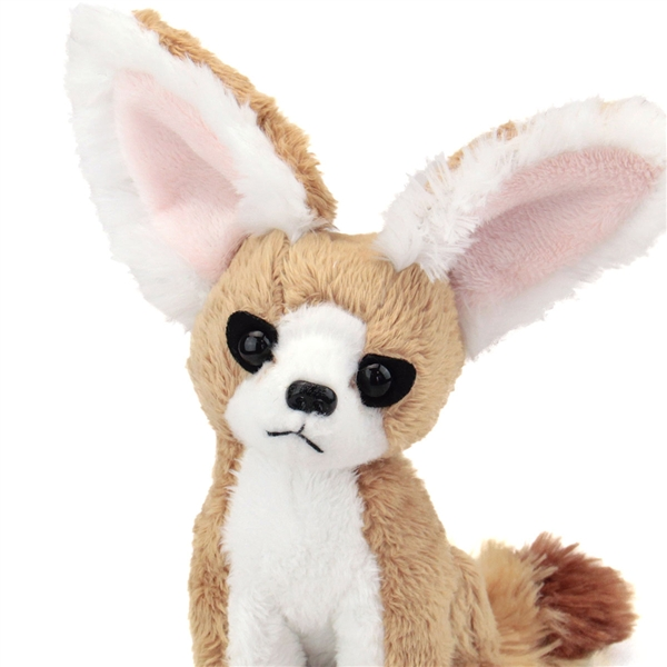 Stuffed Fennec Fox Conservation Critter By Wildlife Artists At