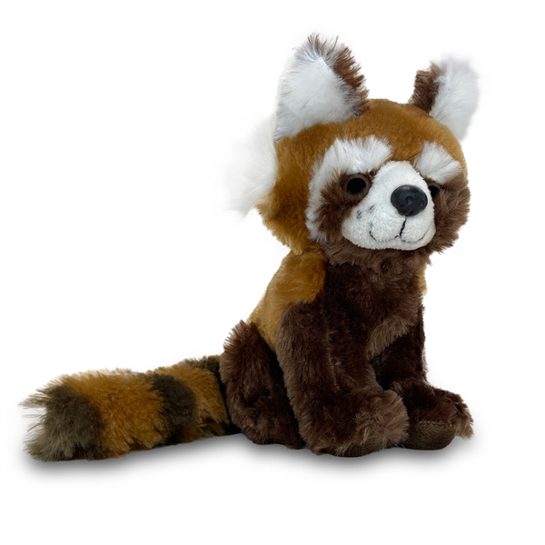 Stuffed Red Panda Conservation Critter By Wildlife Artists At