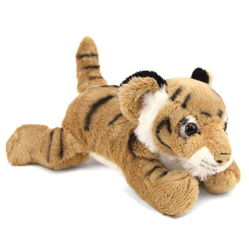 Stuffed Tiger Cub Conservation Critter by Wildlife Artists