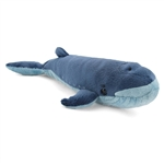 Stuffed Blue Whale Conservation Critter by Wildlife Artists