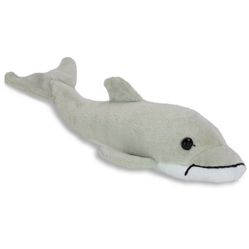 Stuffed Dolphin Conservation Critter by Wildlife Artists